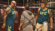 Check out Alex Chambers' week of practice before her bout with Rose Namajunas on an all-new episode of The Ultimate Fighter: A Champion Will Be Crowned.