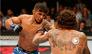 "On a six-fight winning streak, Dennis ""The Menace"" Bermudez gets the back of Clay Guida, sinks in a rear naked choke and earns himself a submission victory. Bermudez battles former title challenger Ricardo Lamas at UFC 180 in Mexico City, Mexico."