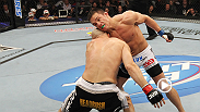 Coming off three straight victories, Jake Ellenberger uses his heavy hands to knock out Sean Pierson in the first round. Ellenberger looks to stay at the top of the division as he takes on Kelvin Gastelum in the co-main event at UFC 180 in Mexico.