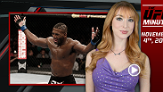 UFC Minute host Lisa Foiles updates fans on the news episode of The Ultimate Fighter Latin America, today's Rankings Report, and John Howard's addition to Fight Night Boston.