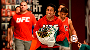 The Ultimate Fighter Latin America bantamweight finalist Alejandro Perez reveals how his experience on the show has changed his attitude towards training and how providing a better life for his daughter motivates his everyday in the gym.
