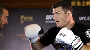 UFC middleweight Michael Bisping discusses the art of trash-talk and the verbal warfare that takes place before a big fight.