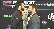 Fight Night Sydney headliners Michael Bisping and Luke Rockhold get in their final parting shots at the pre-fight press conference. Watch the pair of middleweights duke it out Friday night at Fight Night Sydney on UFC FIGHT PASS!