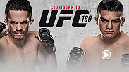 Countdown goes behind the scenes as four athletes prepare for an historic night of pivotal fights in Mexico City. In the co-main event, undefeated welterweight Kelvin Gastelum returns to his parents' homeland to face powerful contender Jake Ellenberger.