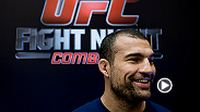 Hear from all the stars of Fight Night Uberlandia, including former UFC light heavyweight champion Shogun Rua, Ovince Saint Preux, Warlley Alves, Alan Jouban, Ian McCall, John Linkeker and more from Ultimate Media Day in Brazil.