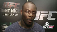 Hear Ovince Saint Preux talk about how he was able to beat Shogun Rua and finish him in only 34 seconds of the very first round in this backstage interview.