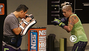 Check Team Melendez's Bec Rawlings week of practice leading up to her bout against Tecia Torres. Can Rawlins help Team Melendez string together back-to-back victories? Tune in to an all-new episode on Wednesday to find out.
