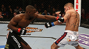 UFC lightweight vet Yves Edwards nails Jeremy Stephens in the chin with a right hook, earning himself a KO victory for the night. Watch Edwards battle Akbarh Arreola in the prelims at UFC Fight Night Austin.