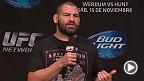 UFC 180:ファイトクラブQ&A ゲストはケイン・ヴェラスケス