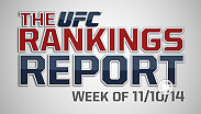 The Rankings Report is a weekly UFC.com series that gives you, the fans, a more in-depth look into the official UFC rankings. This week Matt Parrino and Forrest Griffin look back on Fight Night Sydney and Uberlandia, and look ahead to UFC 180.