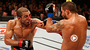 Check out highlights from UFC 179 in super slow motion.