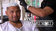 Fabricio Werdum shows Dennis Bermudez around Mexico City and takes in a Brazilian jiu-jitsu tournament. Werdum's opponent, Mark Hunt, drops off a heavyweight-size load of laundry and battles the language barrier in search of his signature hairstyle.