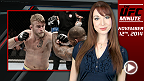 UFC Minute: Wednesday, November 12