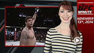 Lisa Foiles runs down the new fights announced for Frank Mir, Miesha Tate, and Dan Henderson.