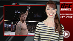 UFC Minute: Thursday, November 13