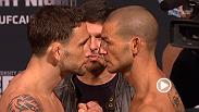 Vea el pesaje oficial de UFC Fight Night: Edgar vs. Swanson, en vivo el viernes 21 de noviembre a las 5pm/2pm ETPT.
