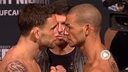 Vea el pesaje oficial de UFC Fight Night: Edgar vs.