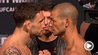 Watch the official weigh-in for UFC Fight Night: Edgar vs. Swanson, live Friday, November 21 at 5pm/2pm ETPT.