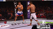 In this MetroPCS Move of the Week; The Ultimate Fighter season 17 winner, Kelvin Gastelum finishes Brian Melancon after a flurry of punches and a slick submission.