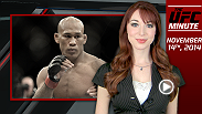 Lisa Foiles runs down all of the recent fight announcements, including Nico Musoke's bout in his home state, Brandon Thatch's return to the Octagon, and a middleweight tilt between Yoel Romero and Jacare Souza.