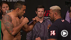 UFC 180: Pesaje Highlights