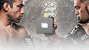 UFC 180: Werdum vs Hunt at Arena Ciudad de Mexico on November 15, 2014 in Mexico City, Mexico.