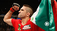 "Ricardo Lamas talks about his win over Dennis Bermudez and fighting in front of the Mexican fans at UFC 180. ""The Bully"" said he wants to work his way back to another title shot."