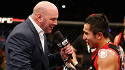 UFC President Dana White spoke to UFC correspondent Megan Olivi about UFC 180 after the historic pay per view event from Mexico City. White talks about the success of TUF LATAM, Leslie Smith's ear injury, and more.