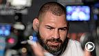 UFC 180:ケイン・ヴェラスケスのバックステージ・インタビュー