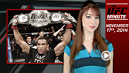 Lisa Foiles recaps UFC 180 and looks ahead to Fight Night Austin this weekend.