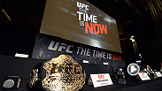 As the UFC spans the globe with incredible live events from December's Fight Night in Brazil to UFC 184 in Los Angeles in February, the time is now to gear up for an epic stretch of fights inside the iconic Octagon.