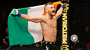 Fast-rising featherweight Conor McGregor returns to the Octagon to face Dennis Siver at Fight Night Boston. Tickets are on sale now and are sure to go fast!