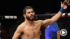 Juan Puig tiene una segunda oportunidad en UFC, su entrenamiento ha sido duro. Su pelea es más que un reto, pero él está preparado.