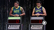 Coaches Anthony Pettis and Gilbert Melendez face off in an all-new edition of The Coaches Challenge. The fighters go head-to-head in three rounds of trivia, hosted by the voice of the Octagon, Bruce Buffer.