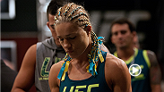 Highlights from the quarterfinal fight between Felice Herrig and Randa Markos from the ninth episode of The Ultimate Fighter: A Champion Will Be Crowned.
