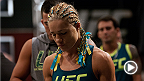 Faits saillants du combat de quart de finale entre Felice Herrig et Randa Markos tirés du neuvième épisode de la série The Ultimate Fighter : A Champion Will Be Crowned.