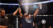 "Hear from Fight Night Austin co-main event star Bobby Green, as he talks about how fighting has allowed him to be a ""beacon of light"" in his life. He faces Edson Barboza."