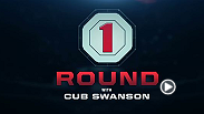 UFC correspondent Megan Olivi goes one round with Fight Night Austin headliner Cub Swanson to discuss his matchup with Frankie Edgar, his quick return to the Octagon, and his thoughts on the featherweight division.