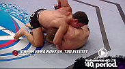 In this MetroPCS Move of the Week; Flyweight title contender, Joseph Benavidez, finishes Tim Elliott at UFC 172.