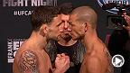 Edgar, Swanson y demás han subido a la balanza. Vea UFC Fight Night Austin el sábado 22 de noviembre a partir de las 6pm MEX/9pm ARG, en vivo por UFC Network.