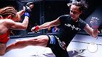 """En tête d'affiche d'Invicta FC 9, Michelle """"The Karate Hottie"""" Waterson affrontait Yasuko Tamada. Waterson défendra ton titre contre l'aspirante brésilienne et spécialiste en soumission, Hercia Tiburcio, à Invicta FC 10 en direct sur UFC FIGHT PASS."""