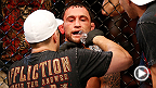Former UFC lightweight champion Frankie Edgar spoke to UFC correspondent Megan Olivi after his dominating victory over Cub Swanson at Fight Night Austin.
