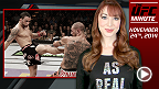 UFC Minute host Lisa Foiles recaps this weekend's action in Austin and looks ahead to the highly-anticipated rematch between Johny Hendricks and Robbie Lawler at UFC 181 on December 6!