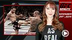 Lisa Foiles vous offre un bref compte-rendu de l'événement d'Austin du weekend dernier et un aperçu du combat revanche tant attendu entre Johny Hendricks et Robbie Lawler à l'UFC 181 le 6 décembre prochain!
