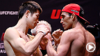 No. 13 ranked featherweight Charles Oliveira is the first to submit Hatsu Hioki, and represents the new generation of skilled Brazilian fighters. Watch Oliveira take on No. 10 ranked Jeremy Stephens at UFC Fight Night: A Champion Will Be Crowned.