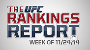The Rankings Report is a weekly UFC.com series that gives you, the fans, a more in-depth look into the official UFC rankings. This week Matt Parrino and Forrest Griffin talk about Frankie Edgar, Edson Barboza, and answer fan questions.