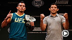 "UFC correspondent Megan Olivi sits down with UFC lightweight champion Anthony Pettis in another edition of ""The Exhchange"" on UFC FIGHT PASS."