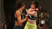 Relive all the action from the quarterfinal bout between Jessica Penne and Aisling Daly.