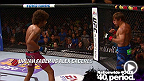 In this MetroPCS Move of the Week; Urijah Faber pulls out a submission victory over up and comer Alex Caceres at UFC 175.