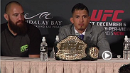 Watch the UFC 181: Hendricks vs. Lawler II post-fight press conference.